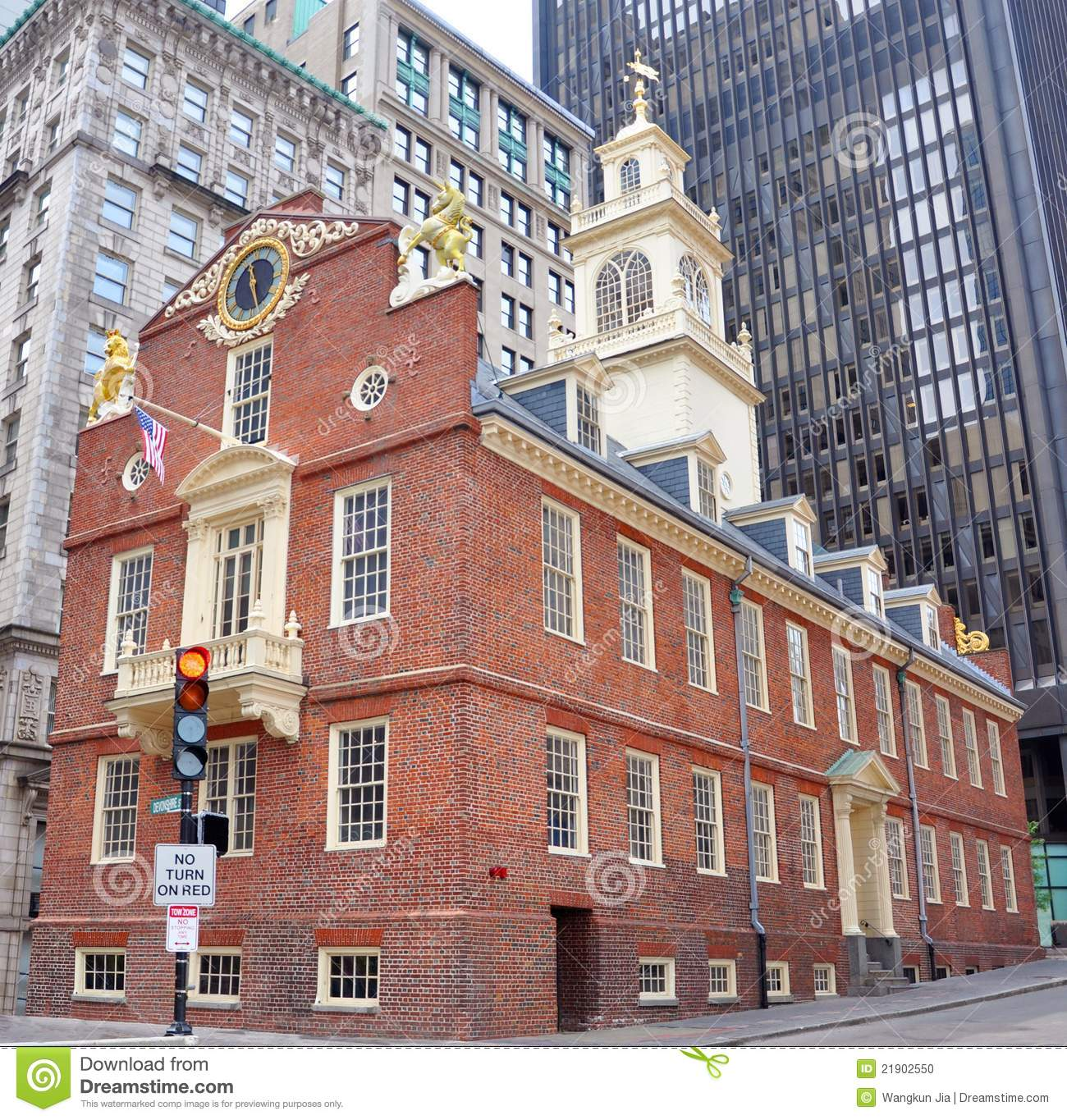 The Old State House - Boston