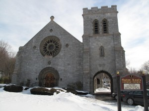 132 Main St., St. Ann's Roman Catholic Church - 1911