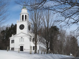 169 Main St., Church on the Hill - 1805