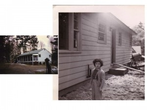 """In 1953 the Family Moved Out of the """"Big House"""" to 126 Walker - Across the Lawn From Festival House"""