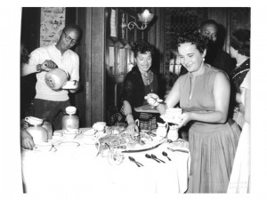 Dining at Festival House Included Breakfast, Dinner and Box Lunches for Tanglewood Concerts